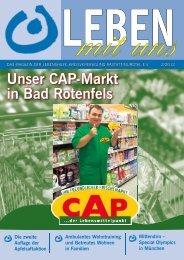 Unser CAP-Markt in Bad Rotenfels - Lebenshilfe Rastatt Murgtal