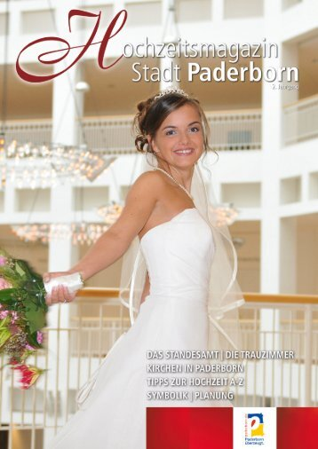 Hochzeitsmagazin Paderborn