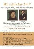 Gemeindebrief - Evangelische Michaelsgemeinde Wieseck - Seite 6