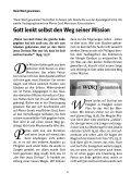 Missionsblatt 02/2007 - Lutherische Kirchenmission Bleckmar - Page 4