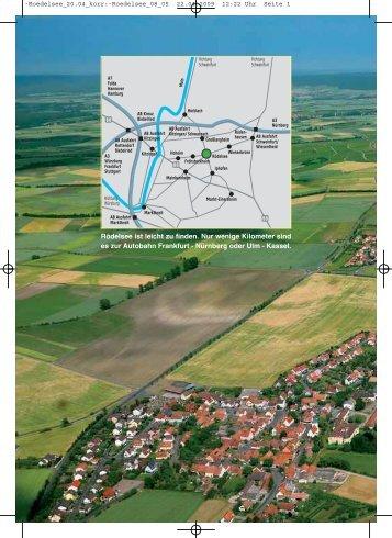 Der Schwanberg – einer der heiligen Berge Frankens - Rödelsee