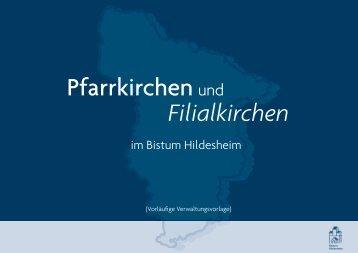 Pfarrkirchen und Filialkirchen - Dekanat Untereichsfeld