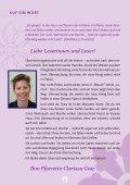 Liebe Leserinnen und Leser! Ihre Pfarrerin Clarissa Graz - Seite 2