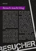 Liebe Leserinnen und Leser! Ihre Pfarrerin Clarissa Graz - Seite 4