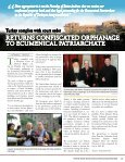 Confiscated Patriarchal orphanage returned on the feast day of ... - Page 3