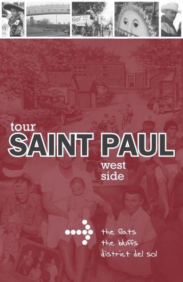 Download the West Side Tour Guide - Historic Saint Paul