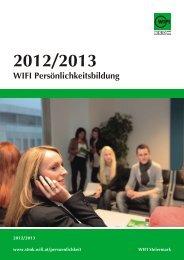 Downloaden - WIFI Steiermark
