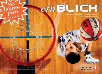 Jahres- plan - Union West Wien