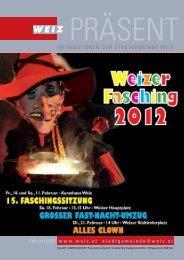 Fasching 2012 - Weiz