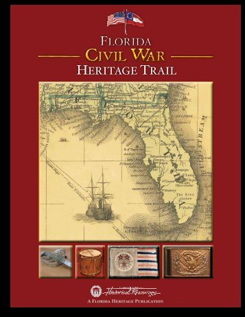 CIVIL WAR CIVIL WAR - Florida Division of Historical Resources