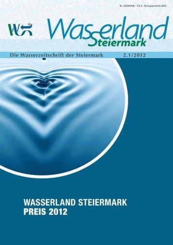 An erken - Wasserland Steiermark
