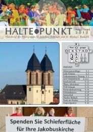HALTE PUNKT