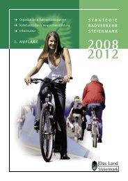 Strategie Radverkehr Steiermark 2008-2012 - Verkehr - Land ...