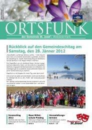Ortsfunk-März-2012 - Gemeinde St. Josef