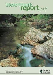 Steiermark Report Juli 2009 - einseitige Ansicht - Kommunikation ...