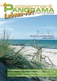 Lebensart 06/09 - Steiermark Panorama
