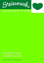 Steiermark Convention Folder > Download - Schilcherlandhof