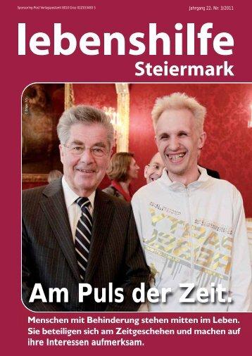 Nr. 3/2011 - Lebenshilfe Steiermark