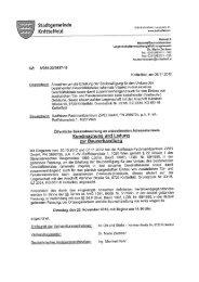 Referat 5 Bauamt/Baurechtswesen ... - Knittelfeld