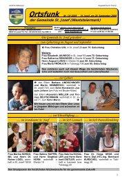 Ortsfunk-Oktober-2009 (796 KB) - St. Josef