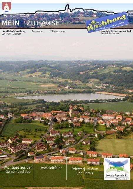 ZUHAUSE MEIN - Gemeinde Kirchberg an der Raab