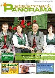 Ausgabe 03/09 - Steiermark Panorama