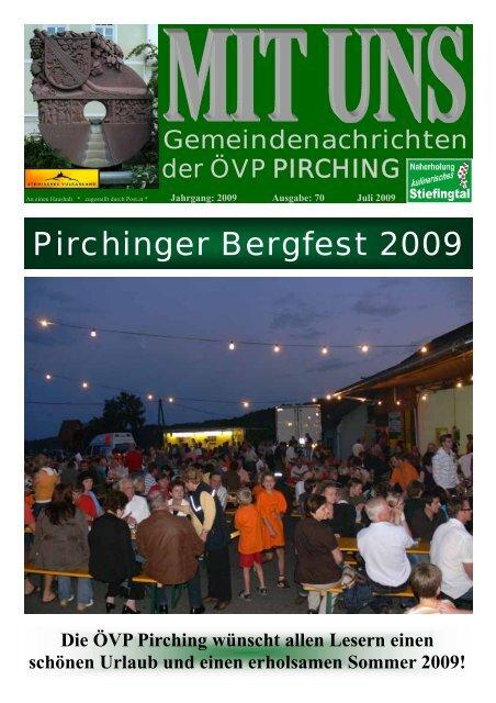 Pirching am traubenberg studenten singlebrse: Weigelsdorf