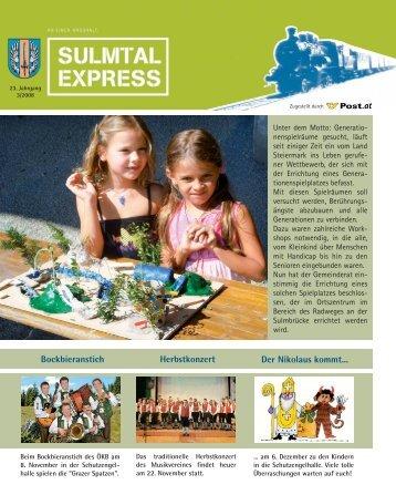 Laden Sie unsere aktuelle Gemeinde- und Vereinszeitung im