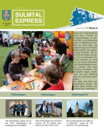 Laden Sie unsere aktuelle Gemeinde - Gemeinde Heimschuh