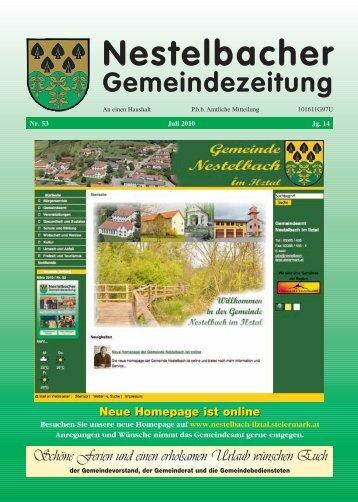(2,48 MB) - .PDF - Nestelbach im Ilztal
