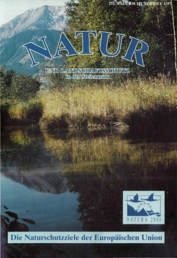 Naturschutzbrief 1/97