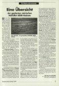 Naturschutzbrief 1/97 - Seite 5