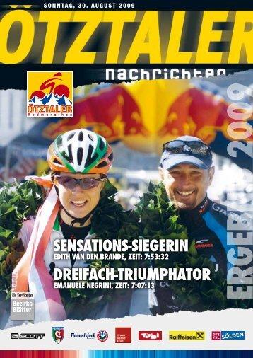 SEnSationS-SiEgErin drEifach-triumphator - Sölden