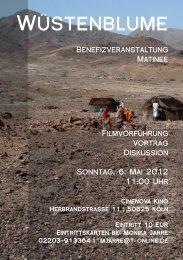 Wüstenblume, 06.05.12, pdf-Datei, 1 - forumF-Online