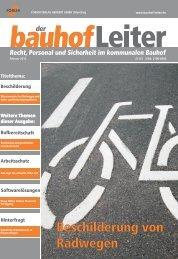 bauhofLeiter - Forum  Verlag Herkert GmbH