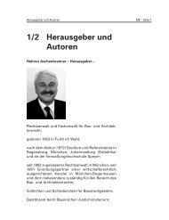 1/2 Herausgeber und Autoren - Forum Verlag Herkert GmbH