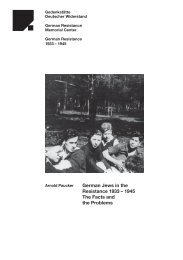 pdf-download (1,7 MB) - Gedenkstätte Deutscher Widerstand