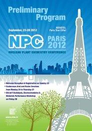 International Conference NPC 2012