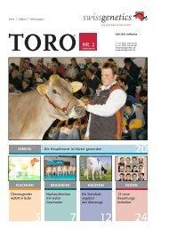 2. Ausgabe 2008 - Swissgenetics