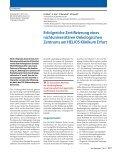 Erfolgreiche Zertifizierung eines nichtuniversitären Onkologischen ... - Seite 2