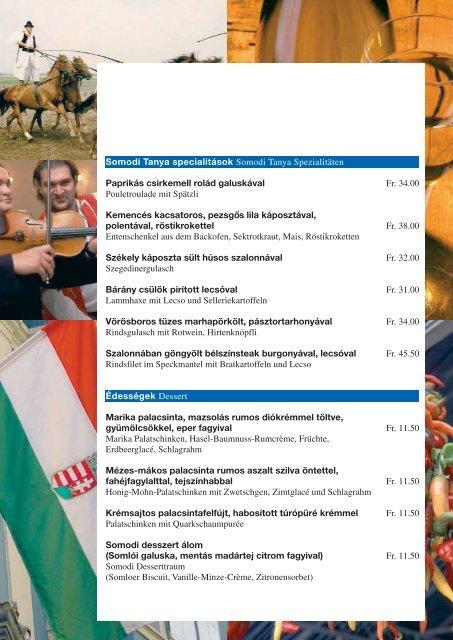 Ungarische Wochen - gastro-tipp.ch