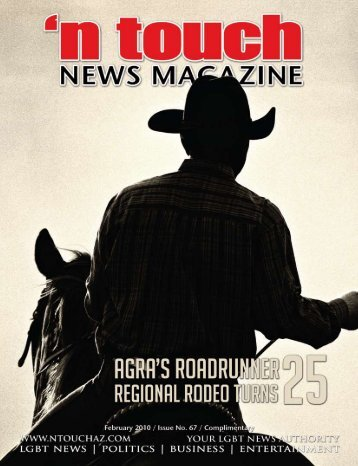 'N Touch News Magazine Issue #67, February 2010