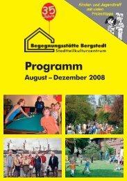 Kinder und Jugendliche - Begegnungsstätte Bergstedt