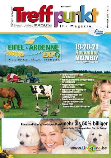 www.treffpunkt.be und erhalten Sie per E-Mail unsere ... - Citizencom