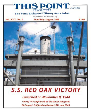 S.S. RED OAK VICTORY   ALKO Office Supply