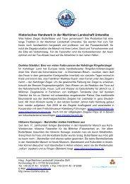 Dowload Historisches Handwerk - Maritime Landschaft Unterelbe