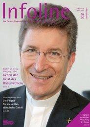 Infoline Juni 2009 / Ausgabe II/09 - Blog.de