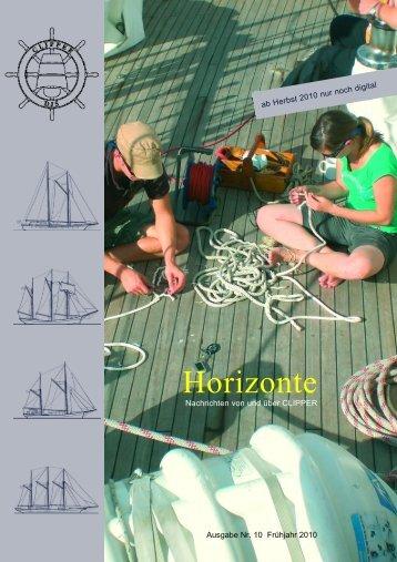 Horizonte - Clipper DJS
