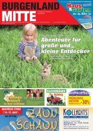 Gewerbeschau Kirchschlag – Sa 31. März + So 1 ... - Burgenland Mitte