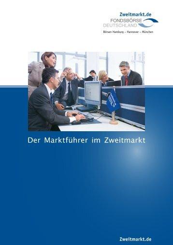 Zweitmarkt.de - BIT Treuhand AG